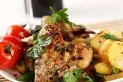 """Вкусные рецепты: """"Салат из сердца"""" (вариант), Салат с фасолью под яблочным или айвовым соусом, майонез по-испански"""