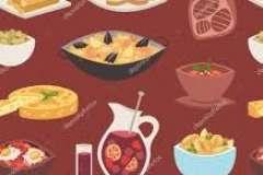 """Вкусные рецепты: Горячая луковая закуска Чипполино, Пирог с грибами и картофелем, Курица """"Несмешная"""""""