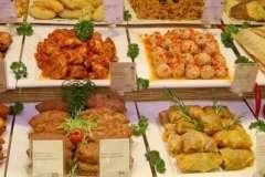 Вкусные рецепты: францусский самогон №1, Бутерброд слоенный, Кальмары фаршированные