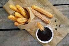 Вкусные рецепты: Заварной хлеб с грецкими орехами вариант для ХП, Василопита с шоколадом - готовимся к встрече Нового года, Пивные вафли с салатом