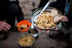 Вкусные рецепты: блины на минералке, Немецкий кекс., Закусочная тарелочка 2